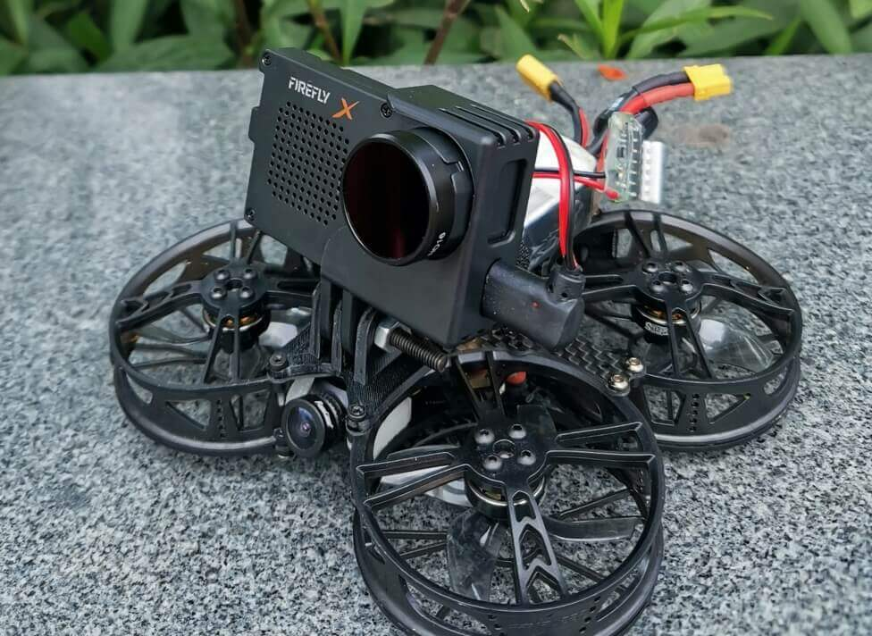 「Hawkeye Firefly X Lite」34g軽量カメラ販売開始