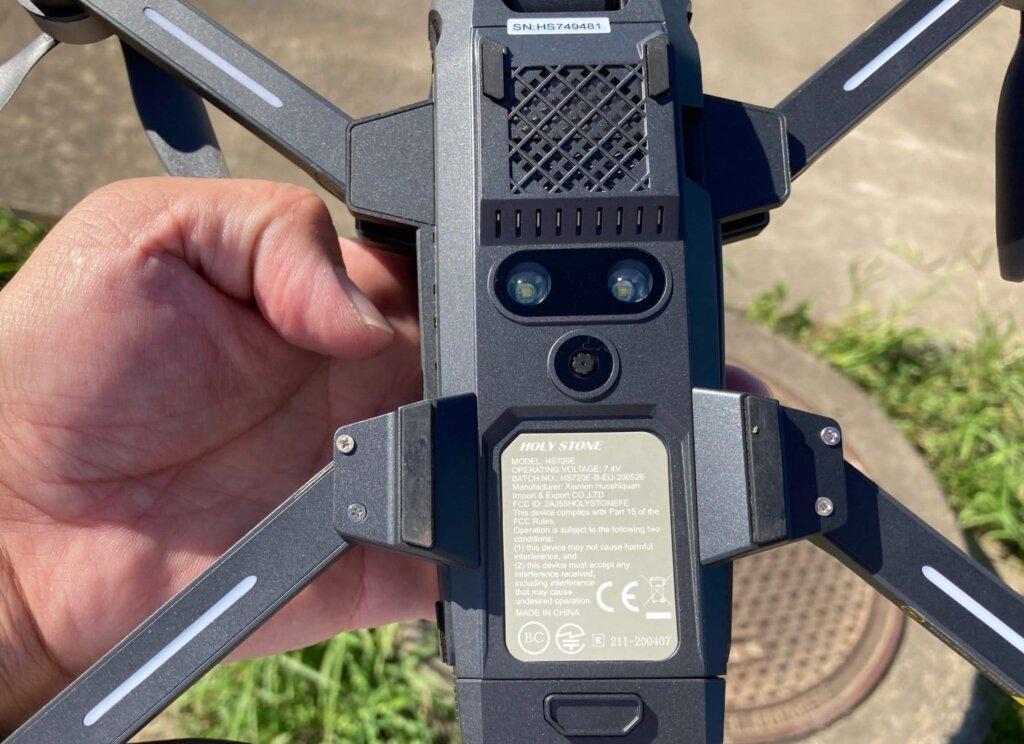 Holy Stone 4Kカメラ付き ドローン HS720E レビュー